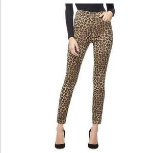 Super Sexy Good American Leopard Jeans Size 0/25